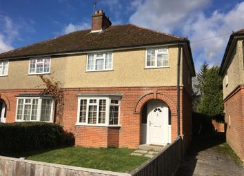 Thumbnail 3 bed semi-detached house for sale in Remembrance Road, Newbury