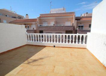 Thumbnail 3 bed terraced house for sale in Playa De Los Locos, Torrevieja, Spain