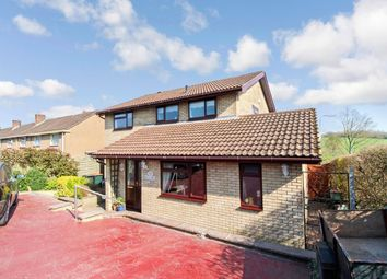 Thumbnail 4 bedroom detached house for sale in Routes View, Llanwern, Newport