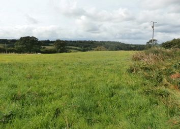 Thumbnail Land for sale in Llanfair Clydogau, Lampeter