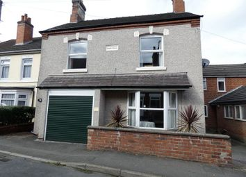 Thumbnail 3 bed detached house for sale in Wood Street, Church Gresley, Swadlincote
