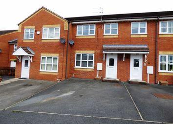 Thumbnail 3 bedroom town house to rent in Harleigh Grove, Longton, Stoke-On-Trent