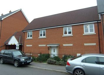 Thumbnail 2 bed flat to rent in Bull Road, Ipswich
