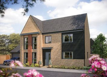 Thumbnail 3 bed detached house for sale in Station Road, Longstanton, Cambridge