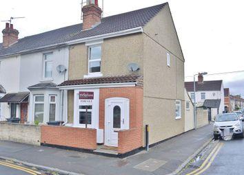 Thumbnail 3 bedroom end terrace house for sale in The Ferns, Ipswich Street, Swindon