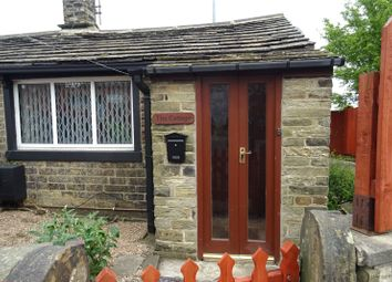 Thumbnail 1 bed bungalow for sale in Haycliffe Lane, Bradford, West Yorkshire