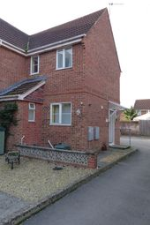 Thumbnail 3 bed end terrace house to rent in Cloverfields, Gillingham