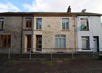 Thumbnail 3 bed terraced house for sale in Cilfynydd Road, Cilfynydd, Pontypridd