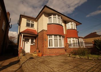 Thumbnail 3 bed semi-detached house for sale in Broadoak Avenue, Enfield