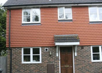 Thumbnail 2 bed end terrace house to rent in Dowgate Close, Tonbridge