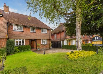 Thumbnail 4 bed semi-detached house for sale in London Road South, Merstham