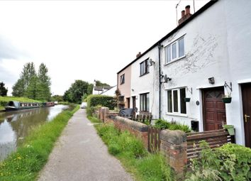 Thumbnail 2 bed terraced house for sale in Canalside Cottages, Chester Road, Preston Brook, Runcorn