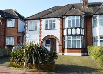 Thumbnail 7 bedroom semi-detached house for sale in Church Vale, East Finchley, London