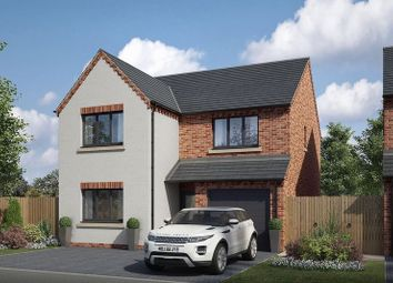 Thumbnail 4 bed detached house for sale in Lowfields Centre, Brant Road, Lincoln