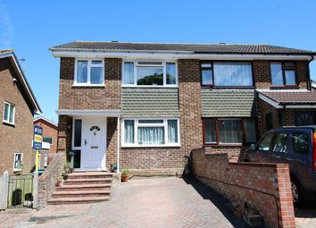 Thumbnail 3 bed semi-detached house for sale in Coates Close, Brighton Hill, Basingstoke