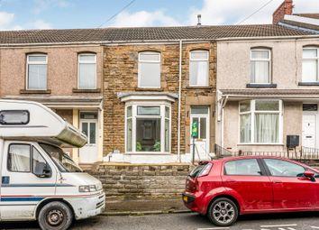 Thumbnail 5 bed terraced house for sale in Rhondda Street, Mount Pleasant, Swansea