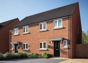 "Thumbnail 3 bed semi-detached house for sale in ""The Eveleigh"" at Poppy Drive, Sowerby, Thirsk"