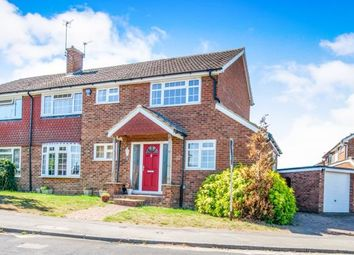 Thumbnail 4 bed semi-detached house for sale in Mynn Crescent, Bearsted, Maidstone, Kent