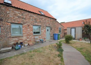 Thumbnail 2 bed cottage to rent in West Street, Muston, Filey