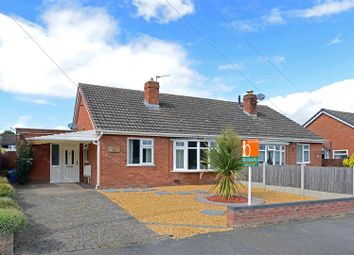 Thumbnail 3 bed bungalow for sale in Grove Road, Belle Vue, Shrewsbury