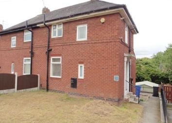 Thumbnail 2 bed semi-detached house to rent in Morgan Road, Sheffield