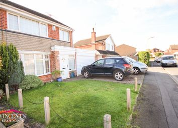 Thumbnail 3 bed semi-detached house for sale in Boyers Walk, Leicester Forest East