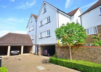 Thumbnail 2 bed flat for sale in Spencer Place, Kings Hill, West Malling, Kent
