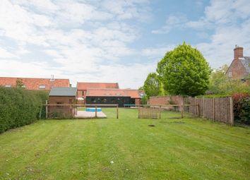 Thumbnail 4 bedroom barn conversion for sale in Reepham Road, Foulsham, Dereham