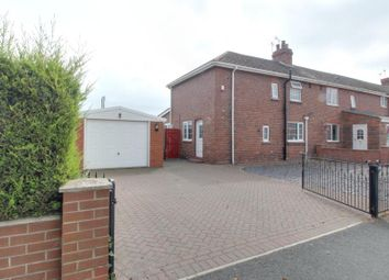 Thumbnail 2 bed end terrace house for sale in Dobella Square, Rawcliffe, Goole