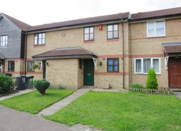 Thumbnail 3 bed terraced house for sale in Stockholm Way, Toftwood, Dereham
