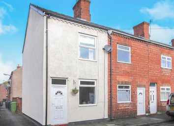 Thumbnail 2 bed end terrace house for sale in Gladstone Street, Castle, Northwich, Cheshire