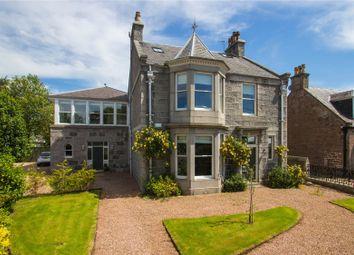 Thumbnail 4 bed detached house for sale in Melrose Bank, Garvock Road, Laurencekirk, Kincardineshire