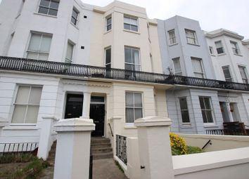 Thumbnail 1 bed flat to rent in Goldsmid Road, Hove
