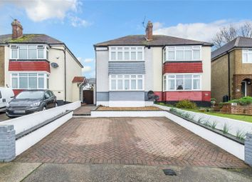 Thumbnail 2 bed semi-detached house for sale in Prospect Avenue, Strood, Kent