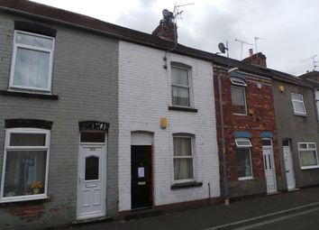 Thumbnail 2 bed terraced house to rent in Clinton Terrace, Gainsborough
