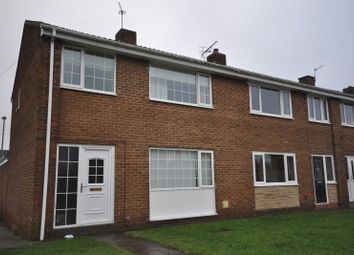 Thumbnail 3 bed end terrace house to rent in Alwyn Close, Burnmoor, Houghton Le Spring