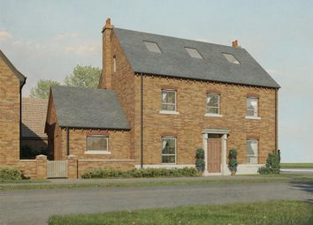 Thumbnail 5 bedroom detached house for sale in Langar Lane, Harby, Melton Mowbray