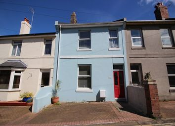 Thumbnail 4 bed terraced house for sale in Hartop Road, Torquay
