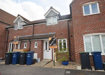 Thumbnail 2 bed terraced house for sale in Deer Gardens, Gillingham
