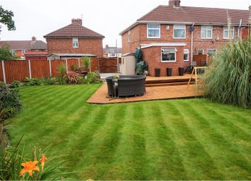 Thumbnail 3 bedroom end terrace house for sale in Blackhorse Place, Liverpool