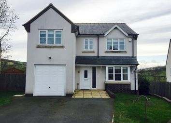 Thumbnail 5 bed detached house for sale in With Adjoining Paddock, Bryneglwys, Corwen, Denbighshire