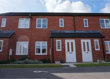 Thumbnail 2 bed terraced house for sale in Camellia Close, Norton, Malton