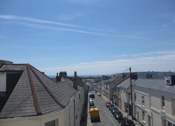 Thumbnail 1 bedroom flat to rent in Clifton Place, North Hill, Plymouth, Devon