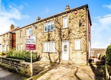 Thumbnail 3 bedroom semi-detached house for sale in Nabcroft Lane, Crosland Moor, Huddersfield