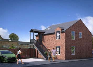 Thumbnail 2 bed flat for sale in Acomb Road, Acomb, York