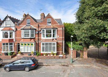 Thumbnail 4 bed semi-detached house for sale in Barnardo Road, Exeter, Devon