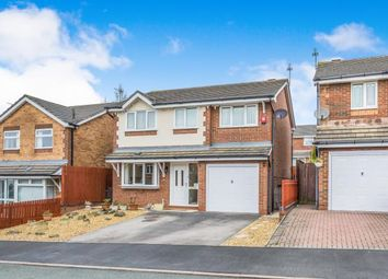 Thumbnail 4 bed detached house for sale in Burford Avenue, Waterhayes, Newcastle Under Lyme, Staffs