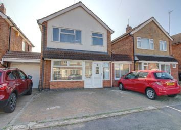Stokes Drive, Leicester LE3. 4 bed detached house