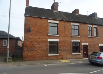 Thumbnail 3 bed end terrace house to rent in Tape Street, Cheadle, Stoke-On-Trent