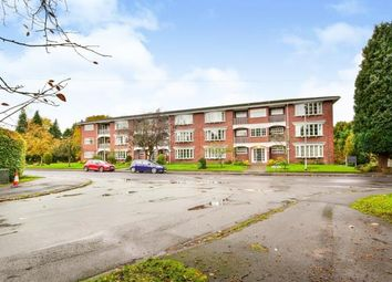 Thumbnail 1 bed flat for sale in Pownall Court, Altrincham Road, Wilmslow, Cheshire